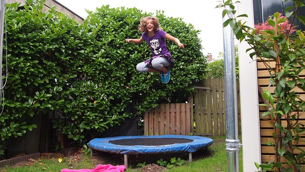 What to know of when you wish to buy a trampoline: three tips!