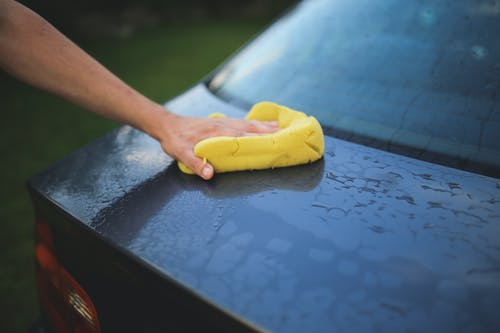 The Right Way of Cleaning Your Ride