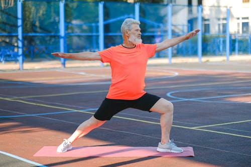 Easy Physical exercises – for elders!