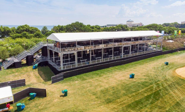 Temporary Structures: What to Know About Setting it Up for Events?