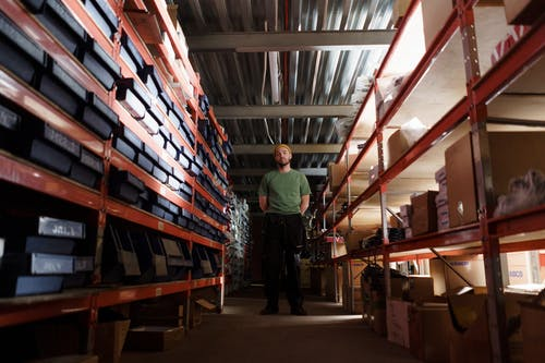 Advantages of Using Pallet Rack Systems