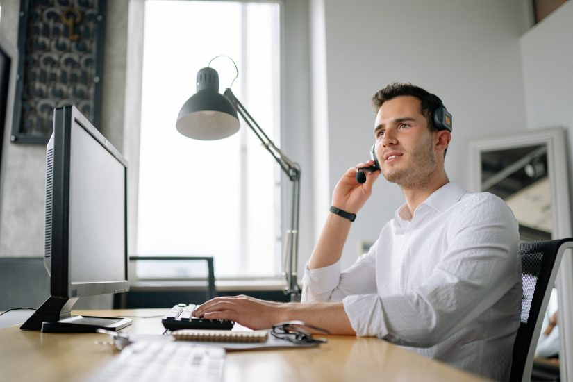 Adapting to WFH (Work from Home) Culture as a Call Center